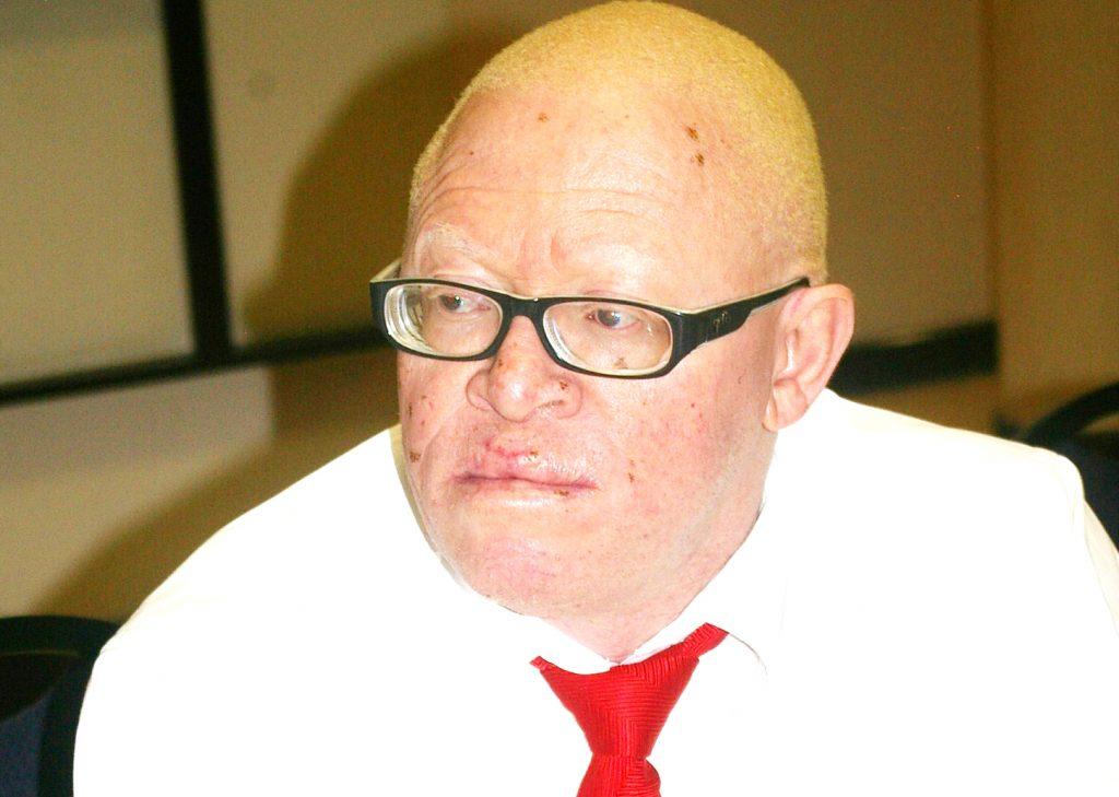 Former Court of Appeal President Kananelo Mosito
