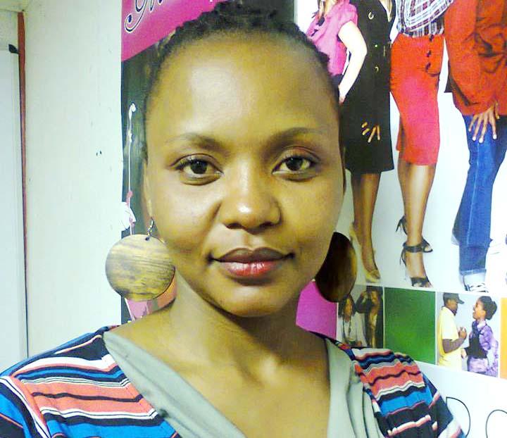 Thahakhube FM news department Assistant Manager Moseketsi Nkuebe