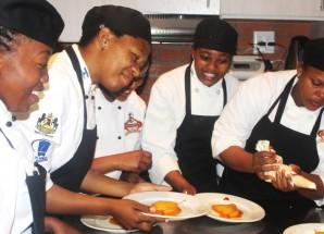 Chef school fundraises for competitions