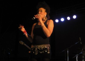 Grammy winner rocks Lesotho