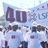 LSP marks 40-year anniversary in style