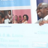 STANDARD Lesotho Bank extends SOS support