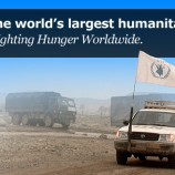 WFP scales up food donations