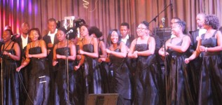 SPAA choral group flies high in SA