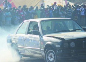 Car spin show set for March