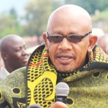 Chief Theko tears into govt