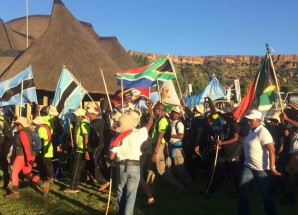 Moshoeshoe Walk ends on a high