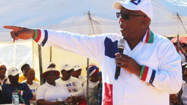 'Maseribane lays sabotage charge at govt
