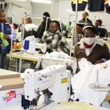Garment firm on growth path