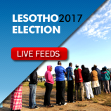 Lesotho Elections 2017 LIVE FEEDS!!