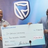 Standard Bank invests in children