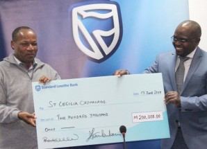 Standard Bank invests in children