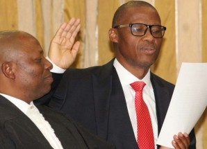New ministers sworn in