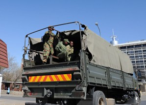 Mutiny accused soldiers in limbo