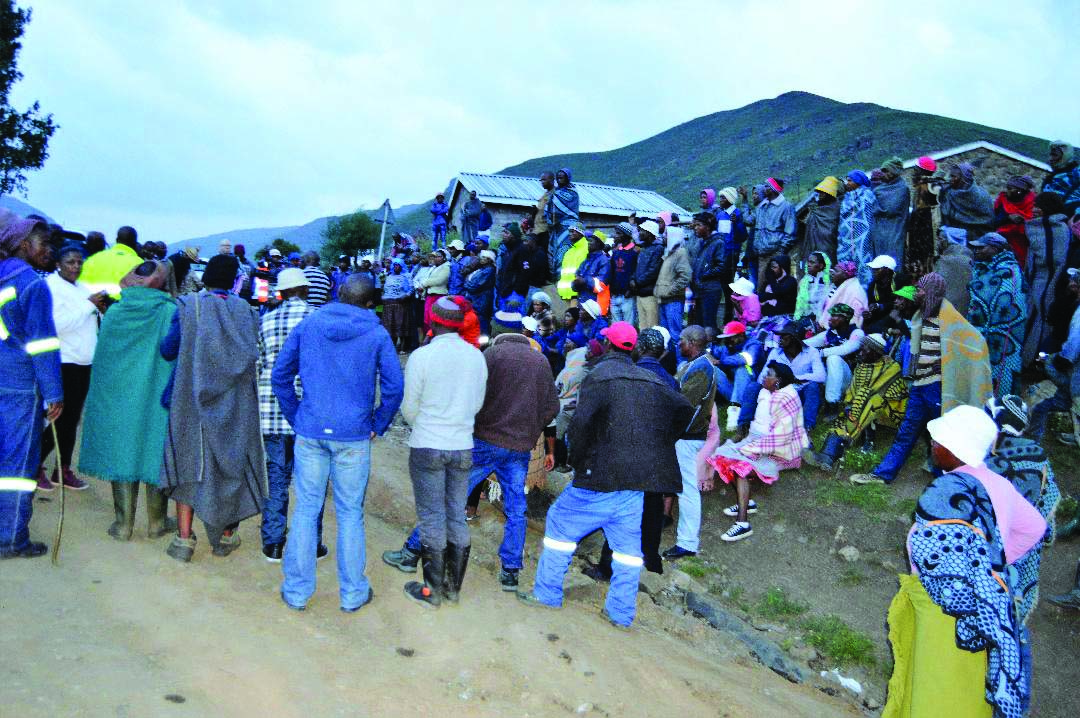 Lesotho topix week