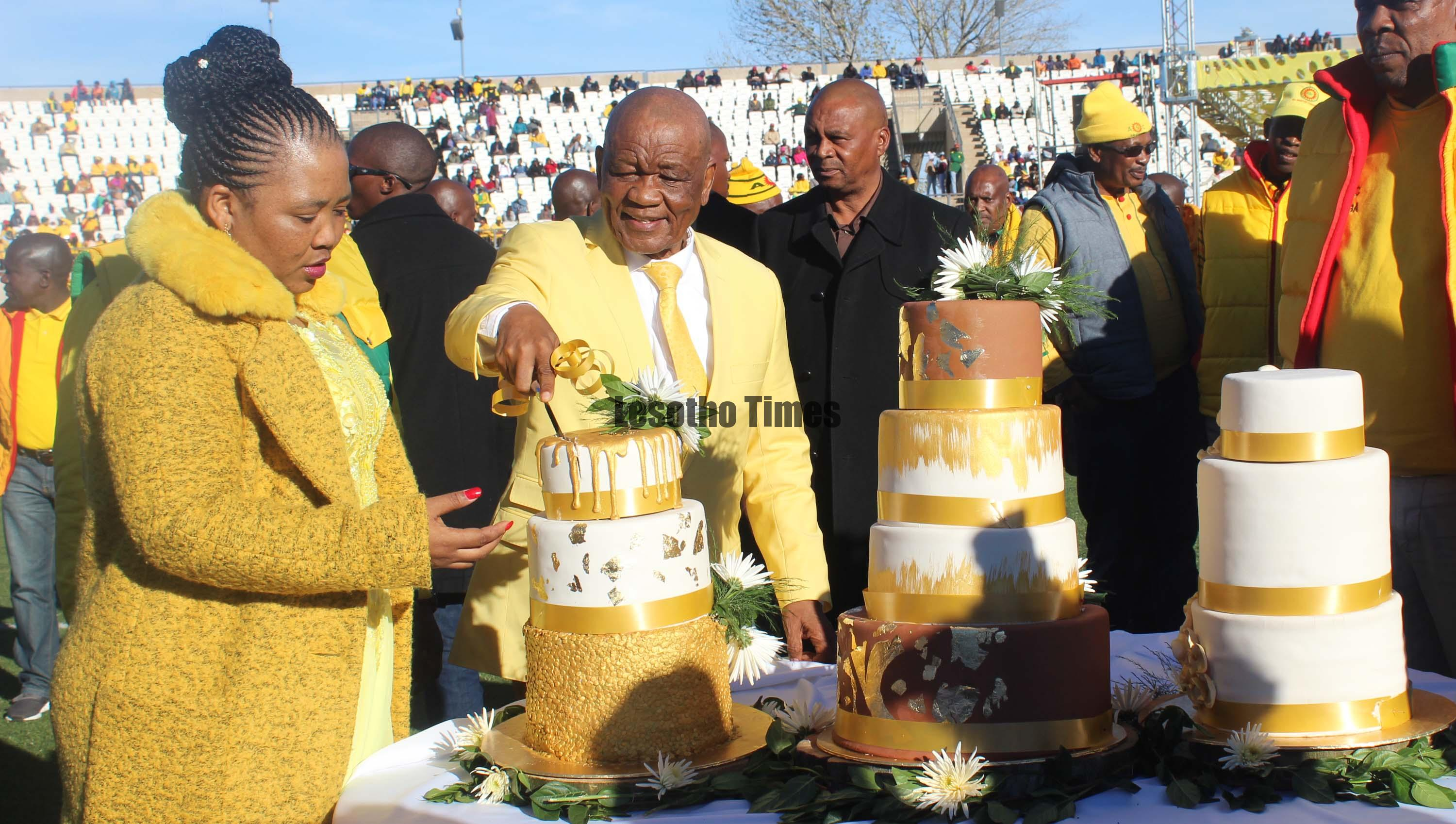 Pm Turns Into Comedian Dancer Lesotho Times