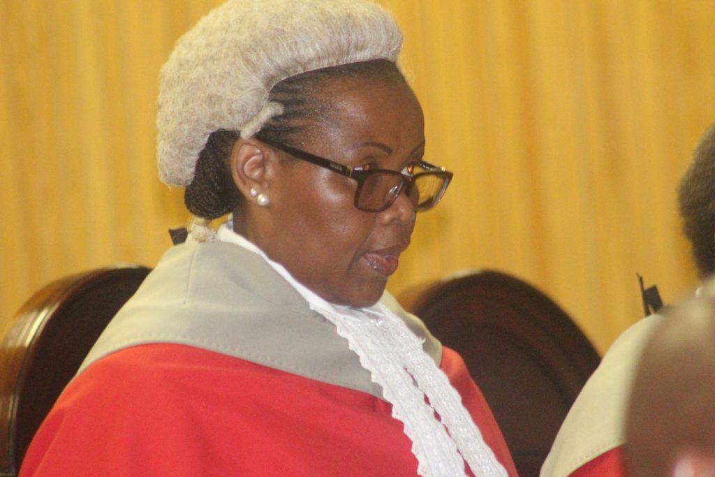 Chief Justice Nthomeng Majara (2)