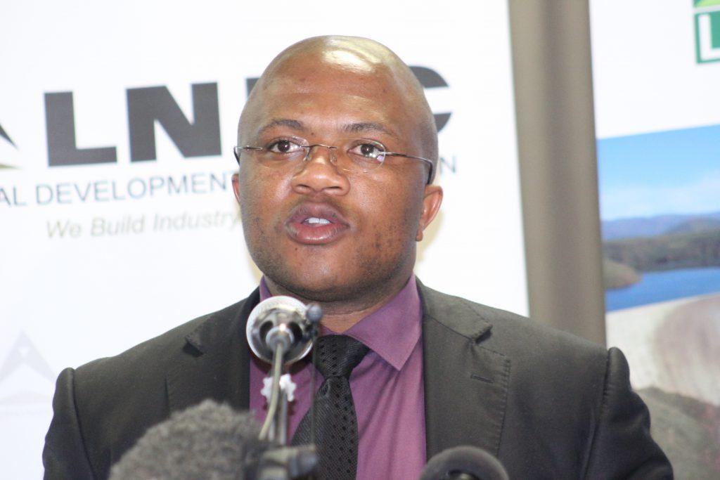 LNDC Domestic Investment Manager Semethe Raleche