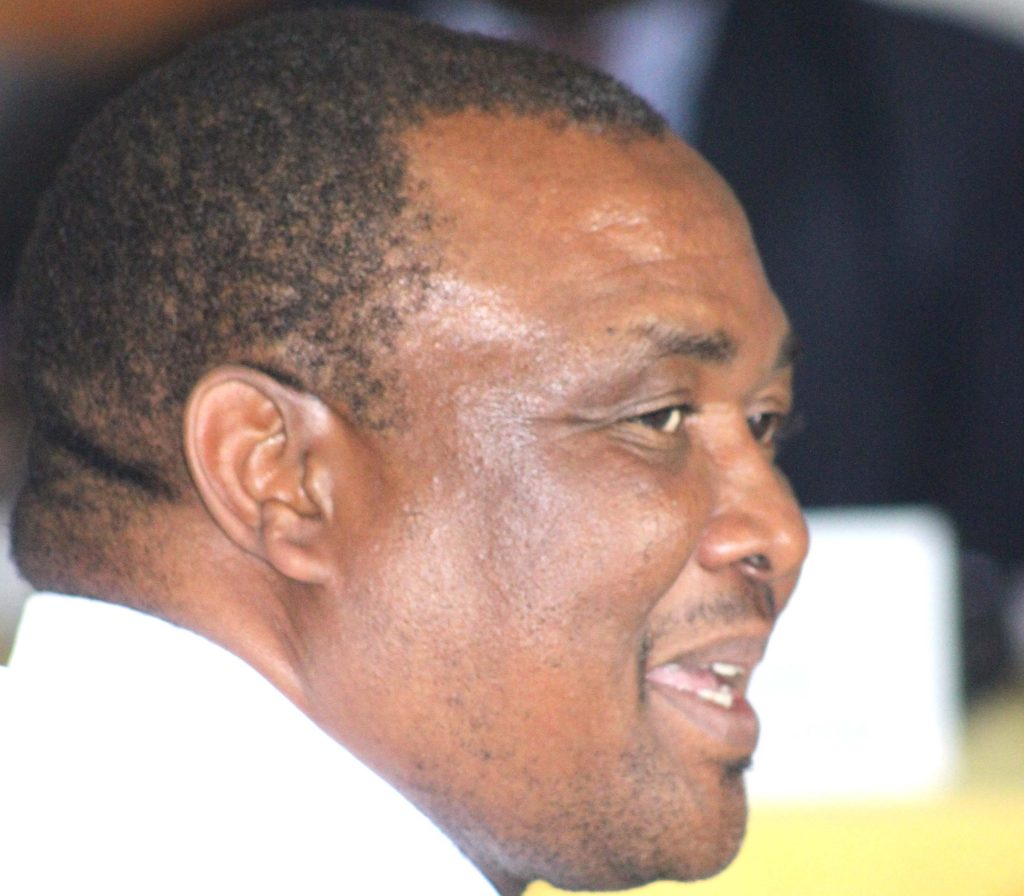 Deputy Prime Minister Mothetjoa Metsing at SADC Judicial Commission of Inquiry