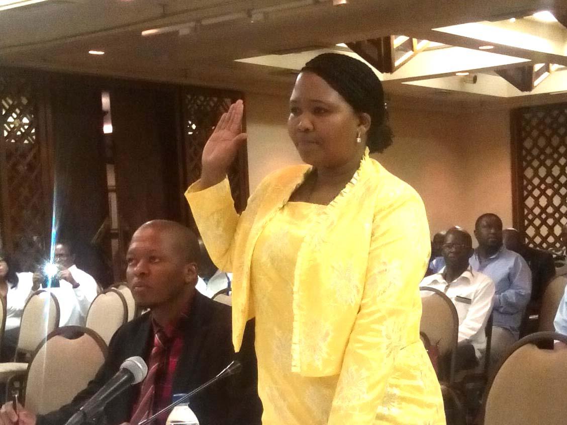 Dr Thabane's wife, 'MaIsiah