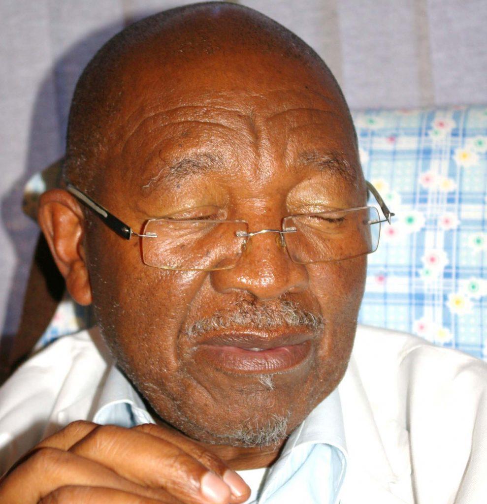Dean of LSoM Dr 'Musi Mokete