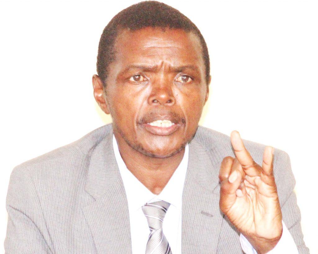 Former Basotho Democratic National Party (BDNP) Secretary General Moeketsi Alexis Hanyane