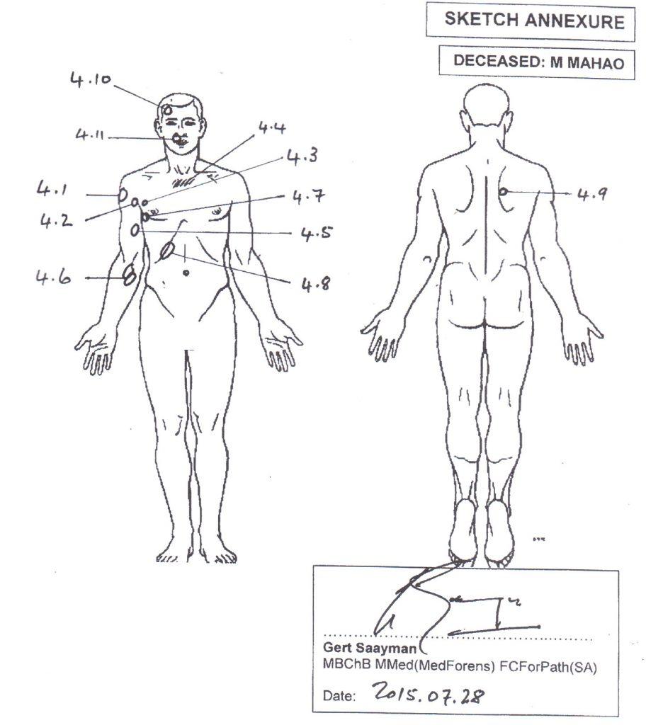 Mahao Autopsy