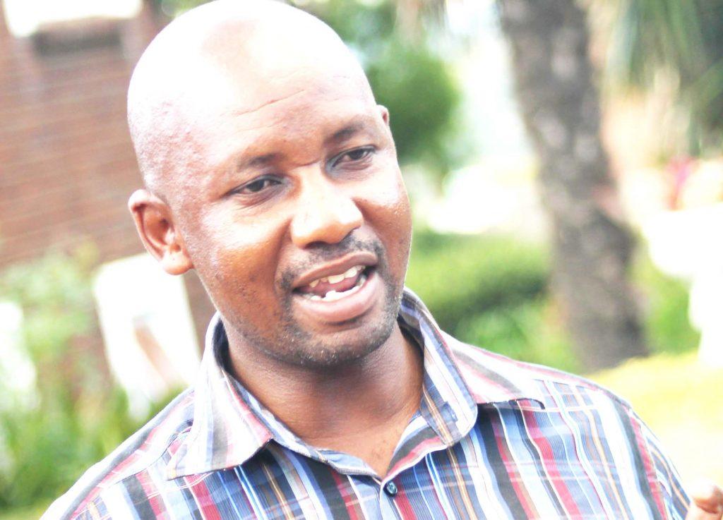 ABC Secretary-General Samonyane Ntsekele