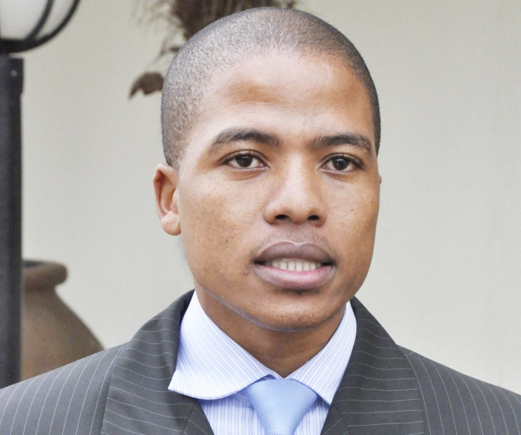 Director of CPA who is also a social activist, Mr Lehlohonolo Chefa