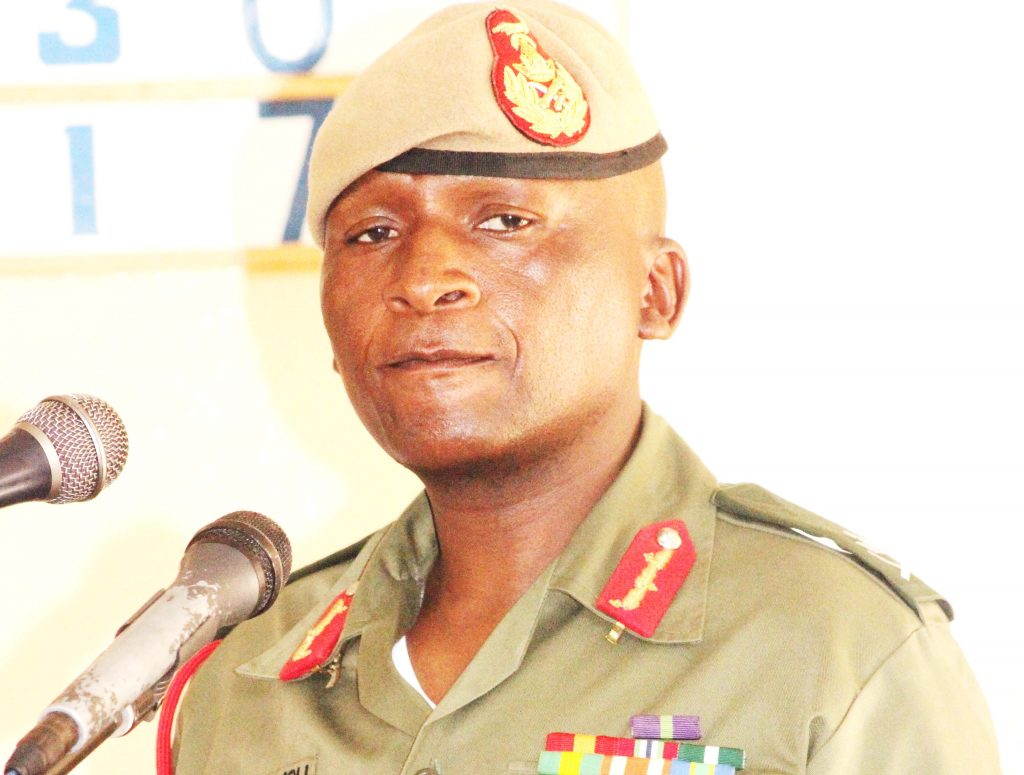 LDF Commander Lt