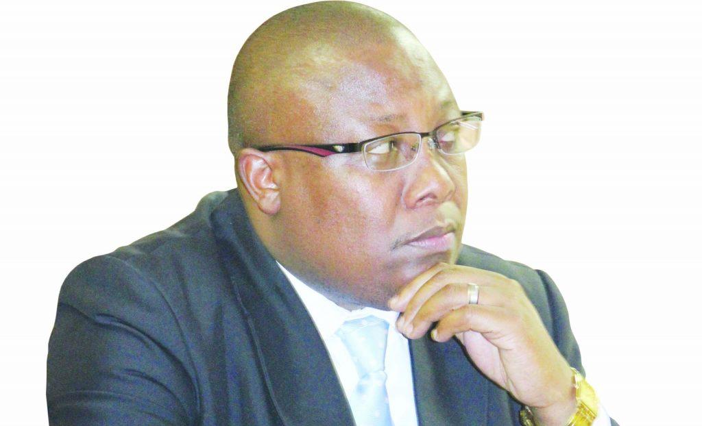 CBL Chief Public Relations Ephraim Moremoholo
