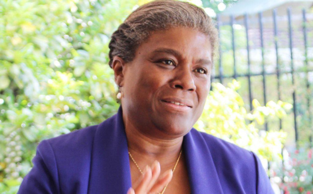 Ambassador Linda Thomas-Greenfield