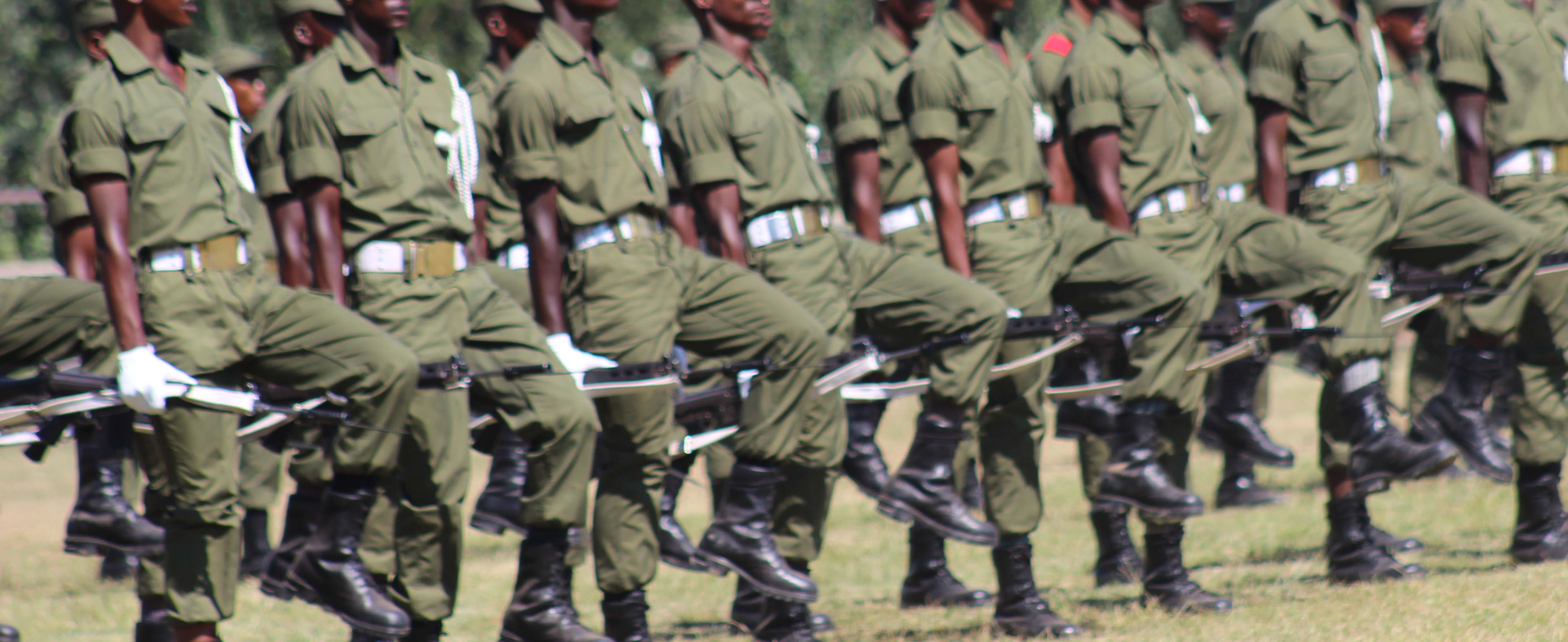 Mutiny' soldiers demand benefits - Lesotho Times